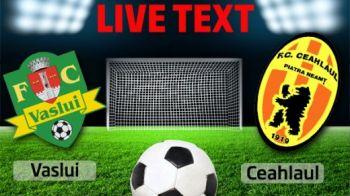 FC Vaslui 3-0 Ceahlaul! Antal e golgheterul Ligii I! Ceahlaul pierde dupa 3 victorii la rand: