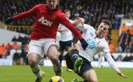 """""""Chiriches e jucator de clasa! E genial!"""" Faza la care i-a cucerit total pe fanii lui Tottenham! Ce i-a facut lui Rooney:"""