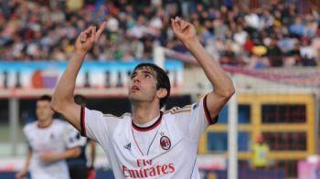 Kaka a reusit un nou SUPER GOL pentru AC Milan! Ce executie GENIALA a avut fostul Balon de Aur: VIDEO