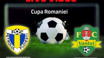 Romario a dat un gol FABULOS, Petrolul a castigat dramatic si e in semifinale! Toate fazele din Petrolul 4-2 Vaslui