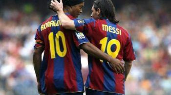 """Ronaldinho, discurs INCREDIBIL la adresa lui Ronaldo: """"Marea lui frustrare e ca traieste in aceeasi era cu Messi!"""" Cuvintele care l-au infuriat MAXIM pe Cristiano:"""