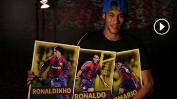 """EMOTIONANT! Neymar a lasat privirea in jos cand a vorbit despre el! """"M-a ajutat MULT sa ma adaptez la Barcelona! E cel mai bun prieten!"""" Cui ii datoreaza viata de STAR:"""