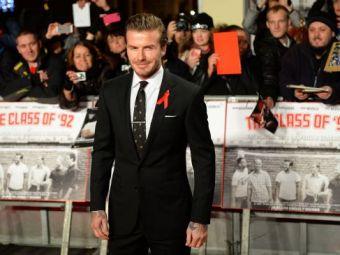 Beckham s-a hotarat ce echipa vrea sa cumpere din MLS! Englezul va fi patron alaturi de LeBron James! Ce nume va purta clubul din sezonul viitor: