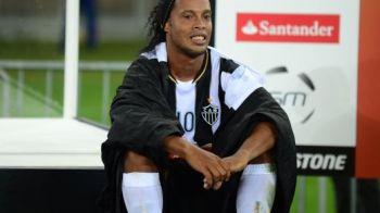 Peste 10.000 de brazilieni merg sa vada MINUNEA! Ronaldinho intra in istorie la Campiontul Mondial al Cluburilor! Se retrage cu un record URIAS in palmares