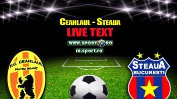 Cursa pentru titlu CONTINUA! Ceahlaul 0-2 Steaua! Stanciu a marcat un gol fantastic! Urmeaza SOCURILE cu Astra, Steaua ramane pe doi in clasament!