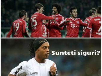 Acestea sunt semifinalele la Campionatul Mondial al Cluburilor! Bayern si echipa lui Ronaldinho si-au aflat adversarele! Cine se bate pentru trofeu: