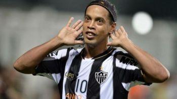 MAGIE! Ronaldinho, mai in forma ca niciodata! Scheme GENIALE la CM al cluburilor! Ce o asteapta pe Bayern. VIDEO