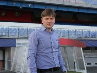 """Dusan Uhrin jr, la Viktoria Plzen! Se bate cu Mircea Lucescu in Europa League: """"Il cunosc bine, ii place atacul!"""" Cum vrea sa elimine Sahtior:"""