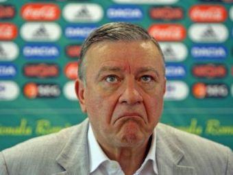 Schimbari neasteptate in Romania! Cel mai vechi SEF de Federatie, dupa Mircea Sandu, NU vrea sa mai stea in functie! Anuntul facut: