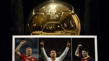 BOMBA! S-a aflat din greseala numele noului Balon de Aur? Gafa de proportii a unui jurnalist de la France Footbal!