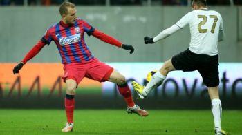 Nu a fost eliminat, dar poate plati SCUMP! Steaua il poate pierde MAINE pe Kapetanos!