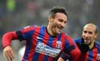 Piovaccari, CERUT in Serie A! Golgheterul Stelei, sanse mici sa ramana in Ghencea! Ce anunta italienii: