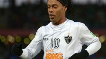 """Ronaldinho revine in Europa! """"Asta vreau de la voi!"""" I se indeplinesc toate dorintele! Ce a cerut starul brazilian:"""