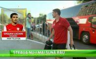 """Steaua il poate lua pe Luchin inaintea lui Keseru: """"Sunt multumit de ceea ce imi ofera"""" Cum si-a schimbat declaratiile la 180 de grade:"""