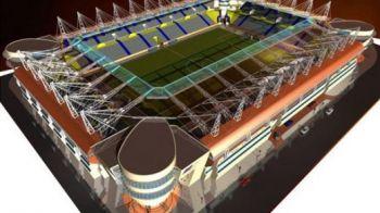 OFICIAL! O noua ARENA de 5 stele in Romania! Cand va fi gata stadionul de Champions League din Brasov: