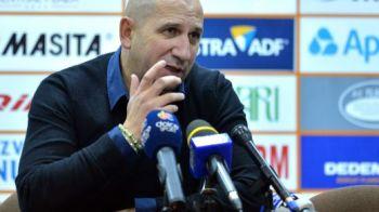 "Este dorit in Premier League, insa vrea sa joace la CFR Cluj! ""Pot face fata fara probleme!"" Pe cine vrea sa aduca Miriuta:"