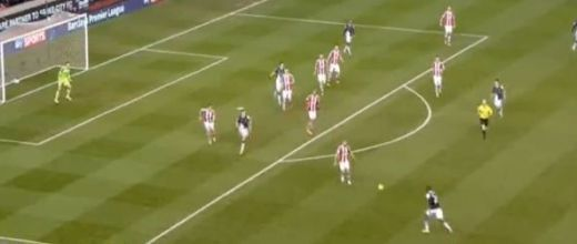 Autogolul ANULUI in Europa! In minutul 4 era 0-0, ce a urmat dupa un sut nebun a INGHETAT stadionul! VIDEO