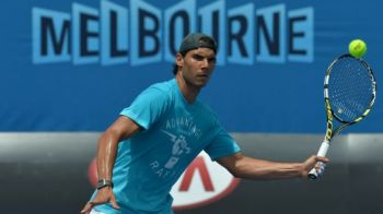 Promisiunea nebuna a lui Nadal! Ce va face alaturi de cea mai mare fana a Barcei daca va castiga Australian Open: VIDEO