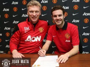 TRANSFER MARKET   OFICIAL! Juan Mata este jucatorul lui Man United! Transferul care il va innebuni pe Guardiola! Barca vrea un jucator de la Bayern: