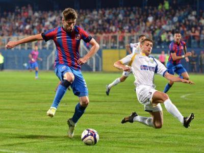 S-a decis soarta lui Radut: ramane in Liga I, dar NU va juca pentru Steaua pana la finalul sezonului! Unde ajunge: