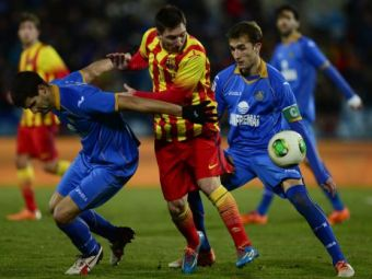 Levante 1-1 Barcelona! Catalanii fac un pas gresit in lupta cu Atletico si Real! Pique a inscris golul Barcei!
