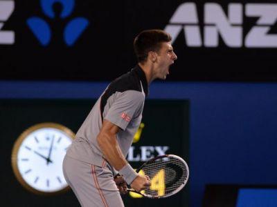 Djokovic, eliminat de la Australian Open dupa un thriller in decisiv! Surpriza inceputului de an! Care este prima semifinala: