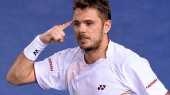 Stan the Man! Wawrinka s-a calificat in FINALA la Australian Open! Se bate cu invingatorul dintre Federer si Nadal pentru trofeu!