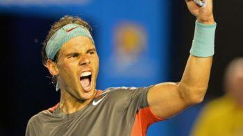 VAMOS, RAFA! Nadal se califica in finala de la Australian Open, dupa 7-6, 6-3, 6-3! Federer nu reuseste sa treaca de complexul avut impotriva ibericului! Prima reactie: