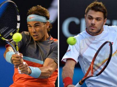 LIVE BLOG In GOLD we trust | STAN the Man! Wawrinka e campion la Australian Open dupa ce l-a batut pe Nadal! Horia Tecau, vice-campion la dublu-mixt