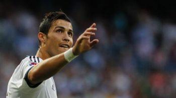 FIESTA la Madrid! Real e pe primul loc in Primera dupa 2-0 cu Granada! Fanii sunt in extaz dupa bijuteriile lui Benzema si Ronaldo! VIDEO