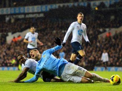 Masacru pe White Hart Lane, Chiriches si Tottenham au fost spulberati de noul lider din Premier League! City i-a dat 11 goluri in 2 meciuri lui Spurs! Chelsea s-a impiedicat acasa