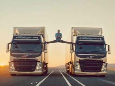 Van Damme a copiat reclama cu spagatul! O legenda a Stelei a facut miscarea celebra cu mult timp in urma! :) FOTO