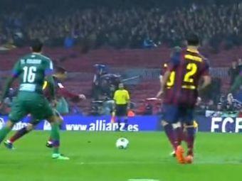 Show TOTAL in Cupa Regelui! Barca s-a calificat in semifinale! Ce adversar poate intalni! Barcelona 5-1 Levante! VIDEO