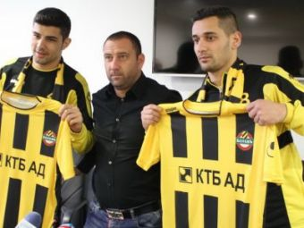 Plovdiv devine prima echipa romaneasca de la sud de Dunare! Bulgarii mai vor doi jucatori din Liga I! Cine a ajuns pana acum la Botev: