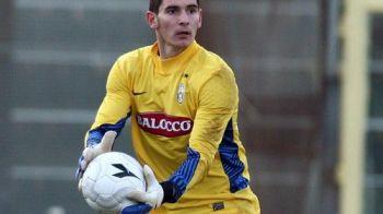 OFICIAL! Laurentiu Branescu, achizitionat de o echipa din Serie B! Juventus a renuntat la portarul de 19 ani