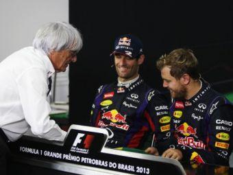 """Reactia dura a lui Ecclestone dupa ce FIA a decis micsorarea motoarelor din F1, pentru un consum mai mic de carburant: """"F1 a devenit o farsa totala!"""""""
