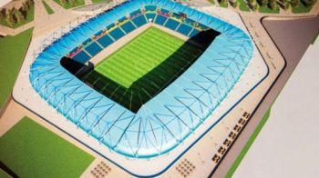 Ce s-a intamplat cu noua arena fabuloasa de 80 mil euro promisa in Romania. Noul vis de LIGA al unei campioane din Liga I
