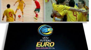 Romania a ratat semifinala Euro | Distrugere totala pentru nationala de futsal! Romania 0-6 Rusia