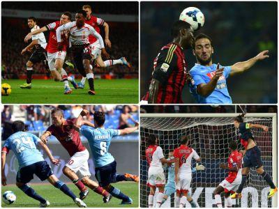 LIVE BLOG 5 ST€L€   Pas important catre titlu! Pastore a deschis scorul, Thiago Silva si-a marcat in proprie poarta! AS Monaco 1-1 PSG! Ocazie imensa a lui Ibra in min 90