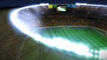 Poti duce Romania in finala Campionatului Mondial din Brazilia! A aparut primul trailer la jocul World Cup 2014! E mai tare ca FIFA 14: VIDEO
