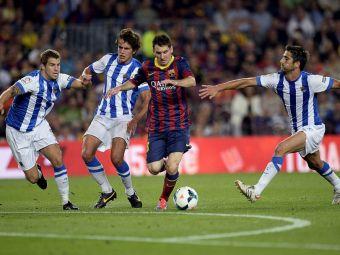 Messi a ajuns la Soci :) Ghinion imens pentru CLONA starului de la Barca. Video