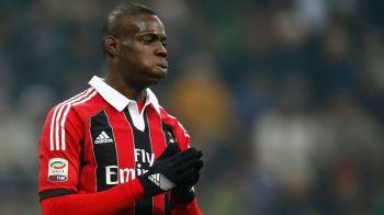 """Anuntul lui Balotelli dupa ce s-a dovedit ca e tata: """"Nu vreau sa mai apar in presa, vreau sa imi tin bucuria pentru mine"""" Scrisoarea atacantului lui Milan"""