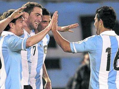 Argentina este noua Campioana Modiala! Cluburile europene au platit o suma record pentru jucatorii din tara lui Messi! Cati bani au castigat in 2013: