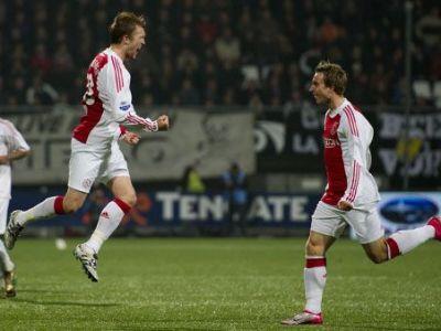 Ajax vrea sa distruga TOT in drumul spre titlu! AICI LIVE VIDEO Zwolle - Ajax