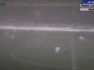 """Faza nebuna in minutul 93. HAOS pe teren dupa ce un fost dinamovist si-a salvat echipa cu un """"GOL INVIZIBIL"""". Ce s-a intamplat. VIDEO"""