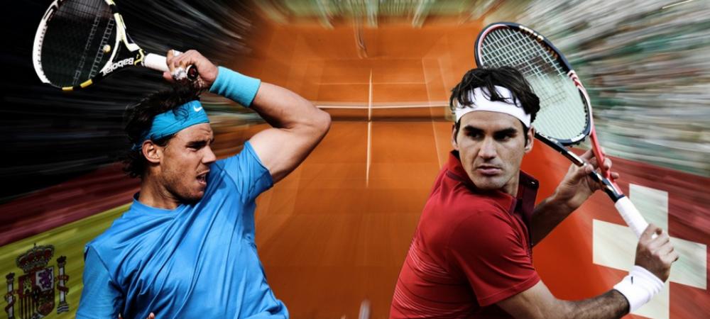 Drumul de la PUSTIUL talentat la noul ZEU in tenis! Cea mai frumoasa rivalitate: Nadal vs. Federer! Ce sanse are Rafa sa fie lider all-time: