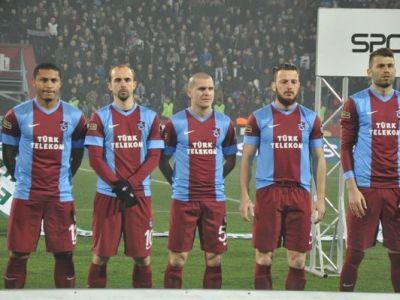 FOTO. Primele imagini cu Bourceanu in tricoul lui Trabzonspor! Cum s-a bucurat la gol