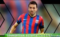 Secretul lui Sanmartean ii va crea probleme la Steaua. Noua achizitie nu poate folosi numarul preferat. Ce variante are
