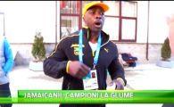 Jamaicanii l-au chemat pe Bolt sa-i ajute sa impinga bobul in Rusia! VIDEO