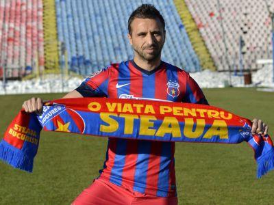 """""""O sa joace cat Adrian Cristea!"""" Sanmartean, primit cu vorbe grele la Steaua! Ce sfaturi primeste Reghe din partea omului care l-a reinventat pe mijlocas"""